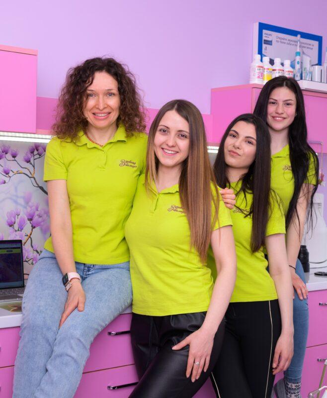 Екип - Зъболекарски кабинет Здравница Зъболандия Варна